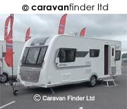 Elddis Affinity 530 2017 4 berth Caravan Thumbnail