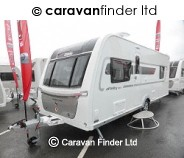 Elddis Affinity 550 2018 4 berth Caravan Thumbnail