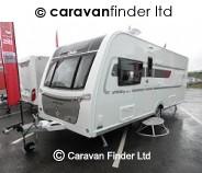Elddis Affinity 554 2018 4 berth Caravan Thumbnail