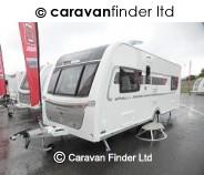 Elddis Affinity 574 2018 4 berth Caravan Thumbnail