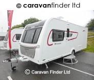 Elddis Avante 554 2018 4 berth Caravan Thumbnail