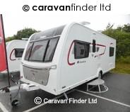 Elddis Avante 574 2018  Caravan Thumbnail