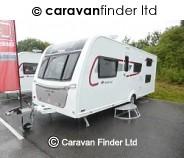 Elddis Avante 586 2018 6 berth Caravan Thumbnail