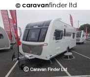 Elddis Affinity 550 2019 4 berth Caravan Thumbnail