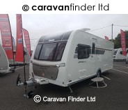 Elddis Affinity 554 2019 4 berth Caravan Thumbnail