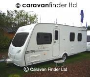 Lunar Clubman SI 2009  Caravan Thumbnail