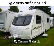 Lunar Clubman SE 2010  Caravan Thumbnail