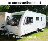 Lunar Clubman ES SOLD 2013 4 berth Caravan Thumbnail