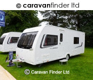 Lunar Clubman SB 2013 4 berth Caravan Thumbnail