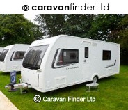 Lunar Clubman SE 2013  Caravan Thumbnail