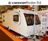 Lunar Cosmos 546 2014 6 berth Caravan Thumbnail