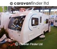 Lunar Ultima 554 2014  Caravan Thumbnail