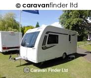 Lunar Clubman CK 2015 2 berth Caravan Thumbnail
