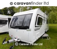 Lunar Clubman SE 2016  Caravan Thumbnail