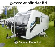 Lunar Clubman SI 2017 4 berth Caravan Thumbnail