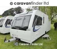 Lunar Clubman SI 2018 4 berth Caravan Thumbnail