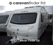 Sprite Alpine 2 2007  Caravan Thumbnail