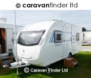 Sprite S-Line TD 2013  Caravan Thumbnail