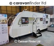 Sprite LIFESTYLE 6 2015 6 berth Caravan Thumbnail