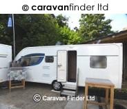 Sprite Debutante FB 2017 6 berth Caravan Thumbnail