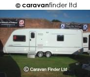 Sterling Searcher 2005  Caravan Thumbnail