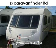 Sterling Europa 540 2007  Caravan Thumbnail