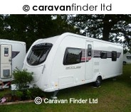 Sterling Eccles Quartz 2011 4 berth Caravan Thumbnail