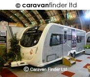 Sterling Elite Searcher 2010  Caravan Thumbnail