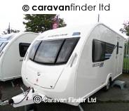 Sterling Eccles Sport 442 2012  Caravan Thumbnail
