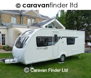 Sterling Eccles Sport 554 SR 2012  Caravan Thumbnail