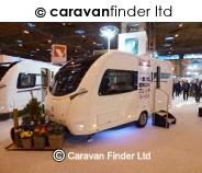 Sterling Continental 480 2014  Caravan Thumbnail