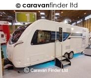 Sterling Continental 645 2014  Caravan Thumbnail
