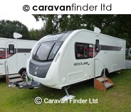 Sterling Eccles Quartz SE 2014 4 berth Caravan Thumbnail