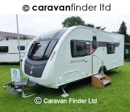 Sterling Eccles Ruby SE 2014 4 berth Caravan Thumbnail