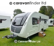 Sterling Eccles Solitaire SE 2014 4 berth Caravan Thumbnail