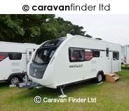 Sterling Eccles Sport 586 2014  Caravan Thumbnail