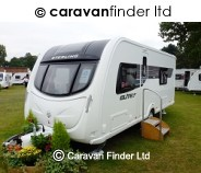 Sterling Elite Amber 2014 4 berth Caravan Thumbnail