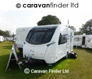 Sterling Continental 480 2015 2 berth Caravan Thumbnail