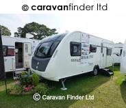 Sterling Eccles Sport 586 2015  Caravan Thumbnail