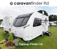Sterling Continental 480 2016  Caravan Thumbnail