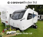 Sterling Continental 580 2016  Caravan Thumbnail