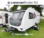 Sterling Eccles 580 2016 4 berth Caravan Thumbnail