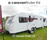 Sterling Elite 645 2016 4 berth Caravan Thumbnail