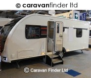 Sterling Eccles 560 2017 4 berth Caravan Thumbnail