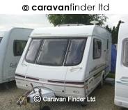 Swift Challenger 480 SB 2001  Caravan Thumbnail