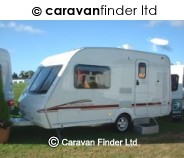 Swift Charisma 220 2005  Caravan Thumbnail