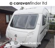 Swift Coastline 470 2007  Caravan Thumbnail