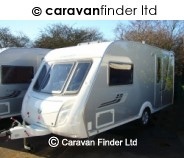Swift Conqueror 480 2008  Caravan Thumbnail
