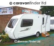 Swift Challenger 480 2009  Caravan Thumbnail