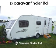 Swift Charisma 560 2009  Caravan Thumbnail